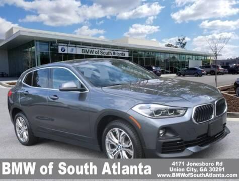 2018 BMW X2 for sale at Carol Benner @ BMW of South Atlanta in Union City GA