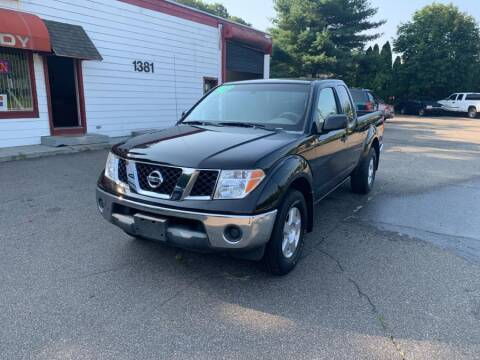 2007 Nissan Frontier for sale at American Auto Specialist Inc in Berlin CT