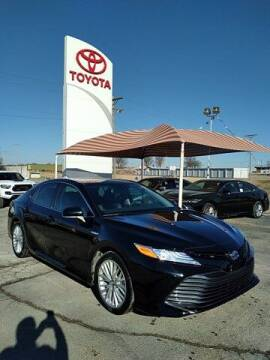 2019 Toyota Camry Hybrid for sale at Quality Toyota in Independence KS