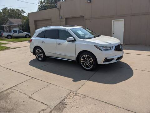 2017 Acura MDX for sale at McPherson Car Connection LLC in Mcpherson KS