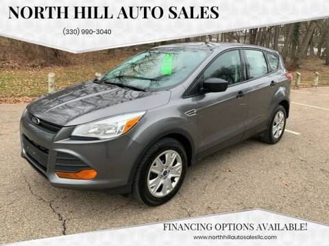 2013 Ford Escape for sale at North Hill Auto Sales in Akron OH
