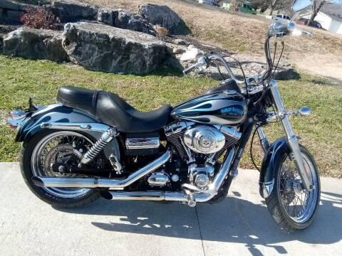 2006 Harley-Davidson FXDBI for sale at HIGHWAY 12 MOTORSPORTS in Nashville TN