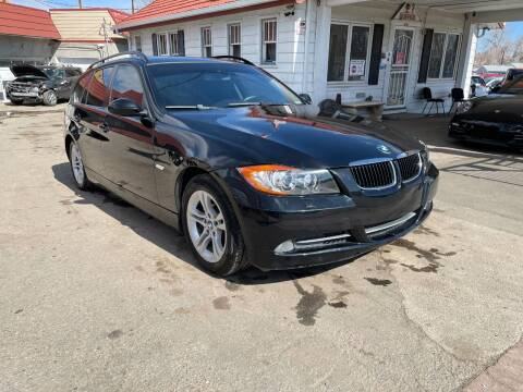 2008 BMW 3 Series for sale at STS Automotive in Denver CO