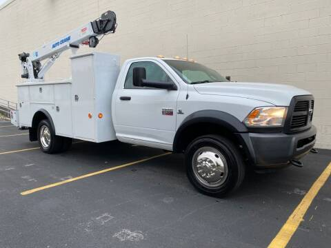 2012 RAM Ram Chassis 5500 for sale at Heavy Metal Automotive LLC in Anniston AL