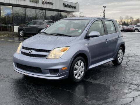 2006 Scion xA for sale at Vicksburg Chrysler Dodge Jeep Ram in Vicksburg MI