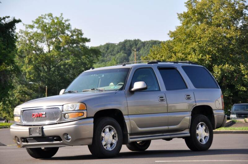2003 GMC Yukon for sale at T CAR CARE INC in Philadelphia PA