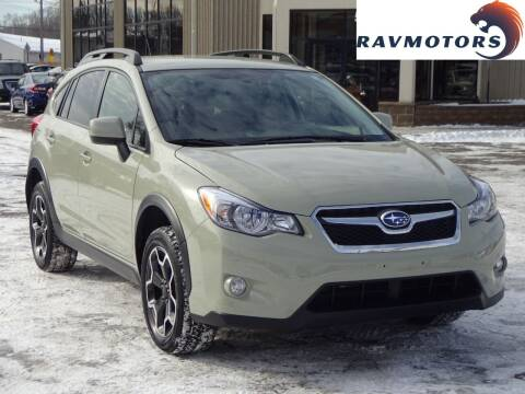 2014 Subaru XV Crosstrek for sale at RAVMOTORS 2 in Crystal MN
