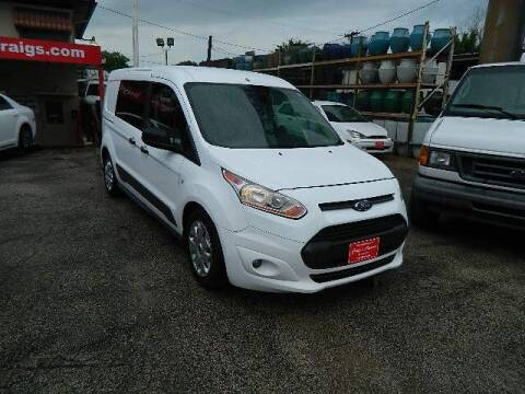 2017 Ford Transit Connect Cargo for sale at Craig's Classics in Fort Worth TX