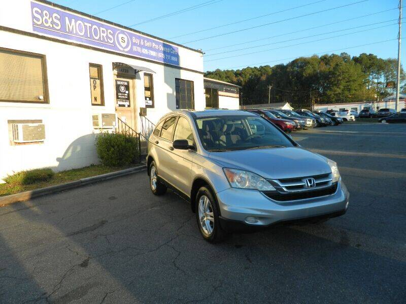 2011 Honda CR-V for sale at S & S Motors in Marietta GA
