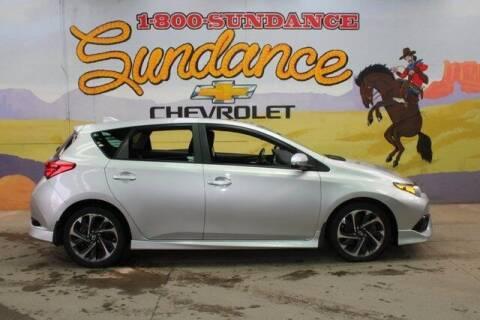 2016 Scion iM for sale at Sundance Chevrolet in Grand Ledge MI