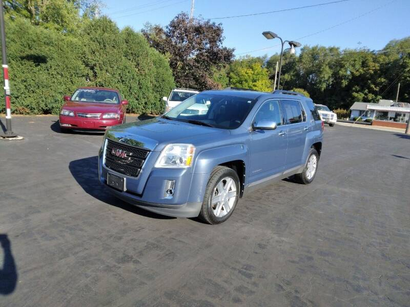 2012 GMC Terrain for sale at Keens Auto Sales in Union City OH
