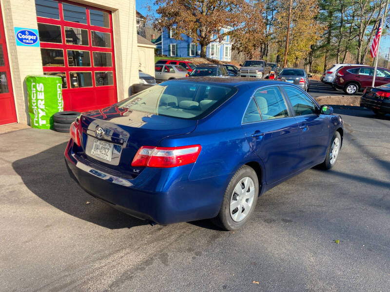 2009 Toyota Camry LE 4dr Sedan 5A - Coventry CT