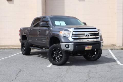 2017 Toyota Tundra for sale at El Compadre Trucks in Doraville GA