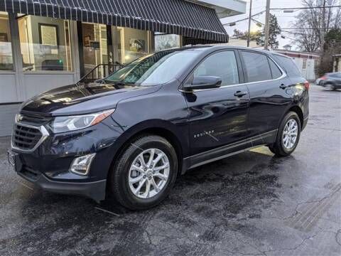 2020 Chevrolet Equinox for sale at GAHANNA AUTO SALES in Gahanna OH