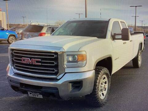 2015 GMC Sierra 3500HD for sale at Action Automotive Service LLC in Hudson NY