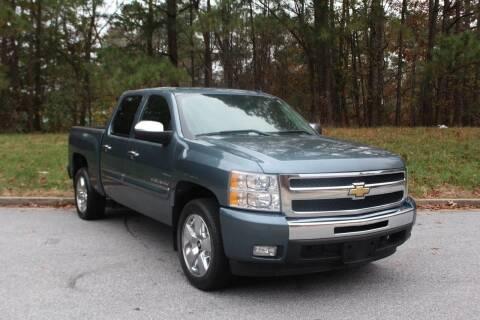 2011 Chevrolet Silverado 1500 for sale at El Patron Trucks in Norcross GA