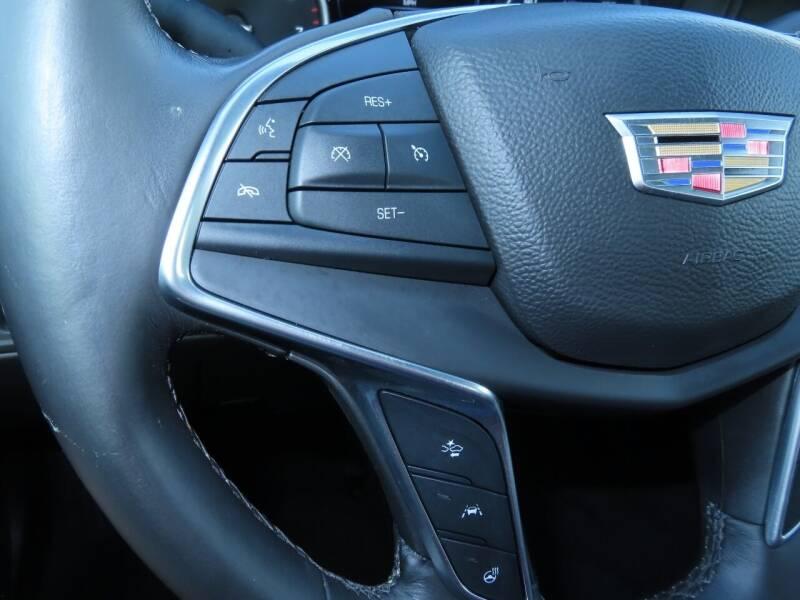 2017 Cadillac CT6 2.0T Luxury 4dr Sedan - Houston TX