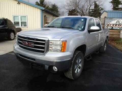 2012 GMC Sierra 1500 for sale at Classics and More LLC in Roseville OH