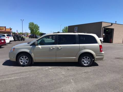 2010 Chrysler Town and Country for sale at Crown Motor Inc in Grand Forks ND