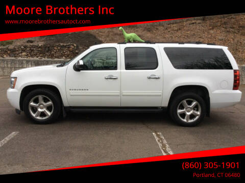 2011 Chevrolet Suburban for sale at Moore Brothers Inc in Portland CT