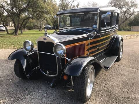 1931 Ford Model A for sale at Mafia Motors in Boerne TX