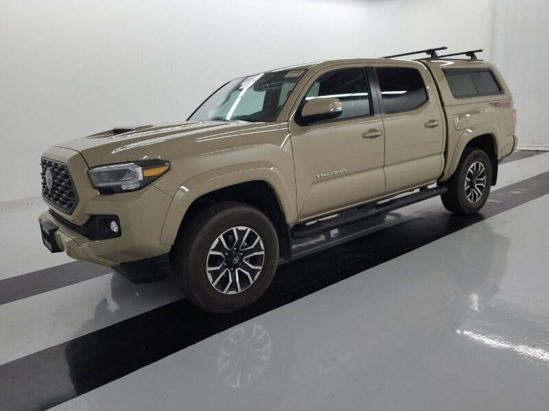 2020 Toyota Tacoma for sale at A.I. Monroe Auto Sales in Bountiful UT