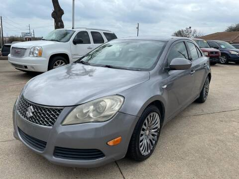 2011 Suzuki Kizashi for sale at CityWide Motors in Garland TX