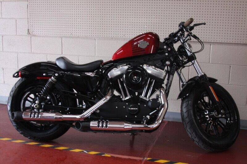 2016 Harley-Davidson SPORTSTER FORTY EIGHT for sale at Ariay Sales and Leasing Inc. - Florida in Tampa FL