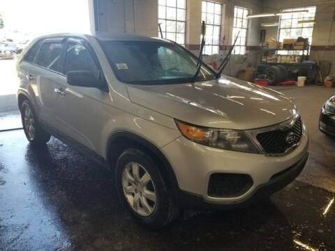 2011 Kia Sorento for sale at Plymouthe Motors in Leominster MA