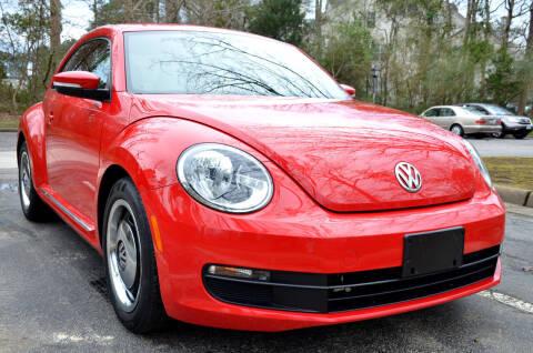 2012 Volkswagen Beetle for sale at Prime Auto Sales LLC in Virginia Beach VA
