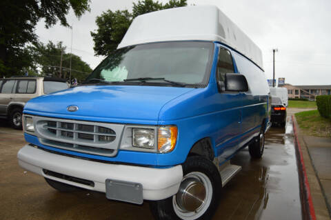 2000 Ford E-250 for sale at E-Auto Groups in Dallas TX