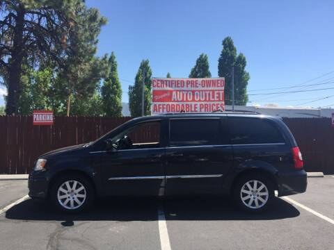 2013 Chrysler Town and Country for sale at Flagstaff Auto Outlet in Flagstaff AZ