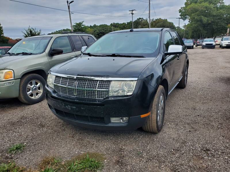 2007 Lincoln MKX for sale at ASAP AUTO SALES in Muskegon MI