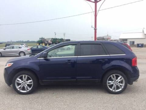 2011 Ford Edge for sale at THEILEN AUTO SALES in Clear Lake IA
