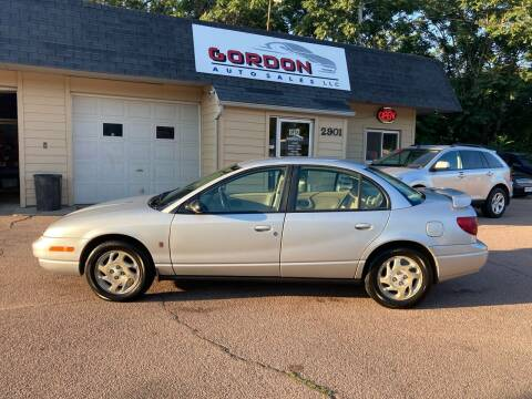2002 Saturn S-Series for sale at Gordon Auto Sales LLC in Sioux City IA