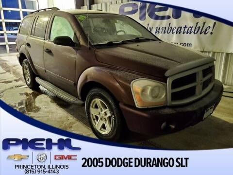 2005 Dodge Durango for sale at Piehl Motors - PIEHL Chevrolet Buick Cadillac in Princeton IL