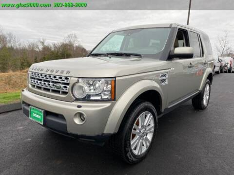 2011 Land Rover LR4 for sale at Green Light Auto Sales LLC in Bethany CT