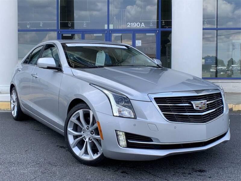 2018 Cadillac ATS for sale at Capital Cadillac of Atlanta in Smyrna GA