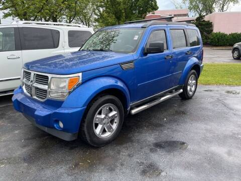 2007 Dodge Nitro for sale at Lakeshore Auto Wholesalers in Amherst OH
