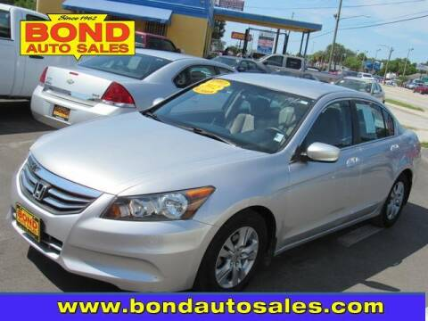 2012 Honda Accord for sale at Bond Auto Sales in St Petersburg FL