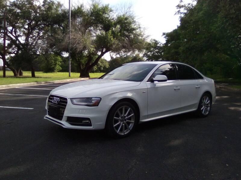 2016 Audi A4 for sale at 57 Auto Sales in San Antonio TX