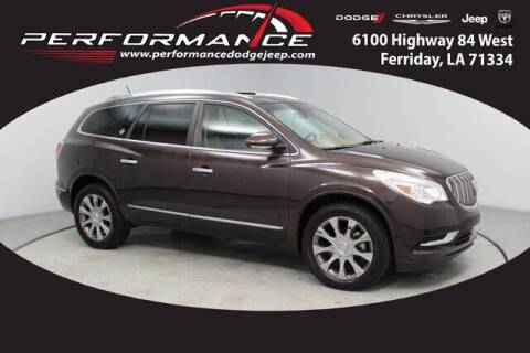 2017 Buick Enclave for sale at Performance Dodge Chrysler Jeep in Ferriday LA