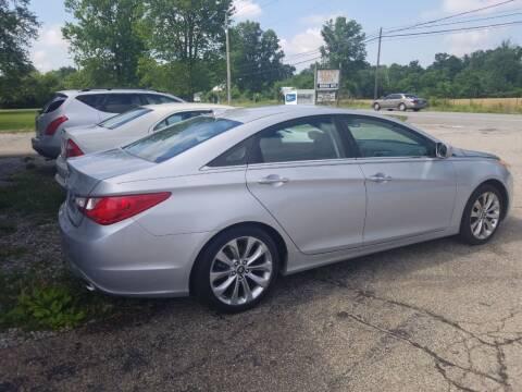 2011 Hyundai Sonata for sale at David Shiveley in Mount Orab OH