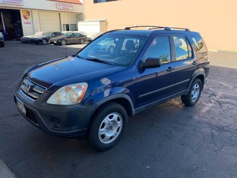 2005 Honda CR-V for sale at ALLMAN AUTO SALES in San Diego CA