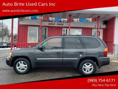 2007 GMC Envoy for sale at Auto Brite Used Cars Inc in Saginaw MI