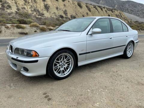 2003 BMW M5 for sale at Milpas Motors Auto Gallery in Ventura CA