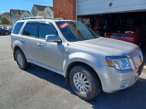 2008 Mercury Mariner for sale at A J Auto Sales in Fall River MA