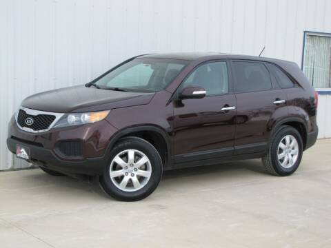 2012 Kia Sorento for sale at Lyman Auto in Griswold IA