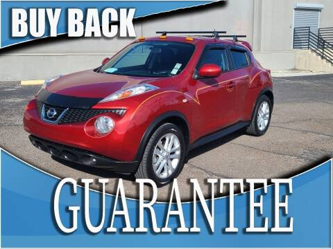 2014 Nissan JUKE for sale at Reliable Auto Sales in Las Vegas NV