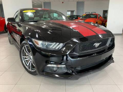 2015 Ford Mustang for sale at Auto Mall of Springfield in Springfield IL